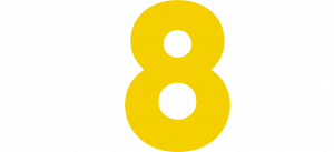 M8K Agência - Logomarca