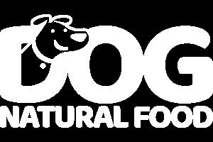 dog natural food logomarca