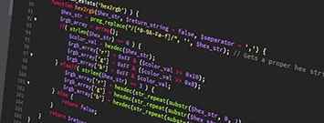 tela de programação